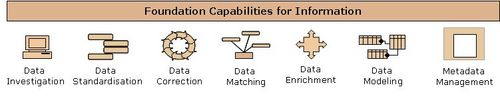 Foundation Capabilities for Information Development